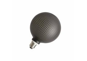 LED lemputė B047 G125 E27 3W 2700K Black dots