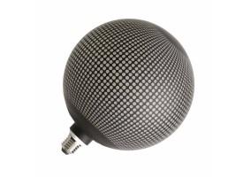 LED lemputė B048 G200 E27 3W 2700K Black dots