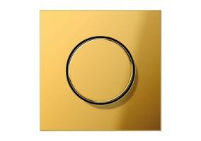 Dangtelis šviesos reguliatoriaus be rėmelio GO1940 gold