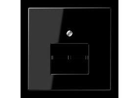 Kompiuterinis dangtelis LS969-2UASW juodas