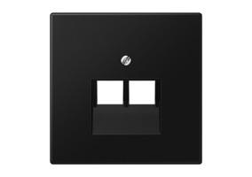 Kompiuterinis dangtelis be rėmelio LS969-2UASWM juodas mat.