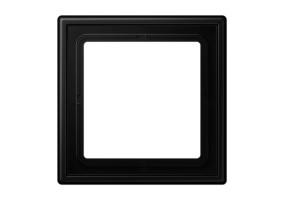 Rėmelis vienvietis LS981SWM juodas mat.