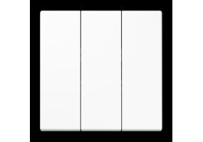 Klavišas trigubas LS993BFWW baltas