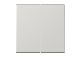 Klavišas dvigubas  LS995LG pilkas
