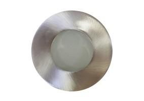 Įleidžiamas šviestuvas WATER-TIGHT 105 NICKEL