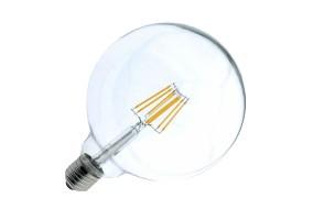 LED lemputė LEDURO 8W E27 2700K