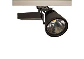 Akcentinis šviestuvas GLIDER LED  39W juodas