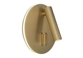 Sieninis šviestuvas IOS 176 GOLD