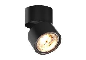 Akcentinis/lubinis šviestuvas LOMO CL 1 BLACK