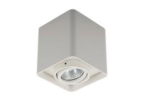 Akcentinis/lubinis šviestuvas QUADRY SL1 WHITE