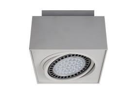Lubinis šviestuvas BOXY CL 1 WHITE