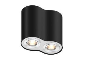 Akcentinis/lubinis šviestuvas RONDOO SL2 BLACK