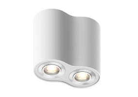 Akcentinis/lubinis šviestuvas RONDOO SL2 WHITE
