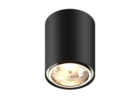 Akcentinis/lubinis šviestuvas BOX BLACK