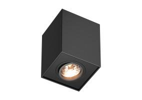 Akcentinis/lubinis šviestuvas QUADRO BLACK