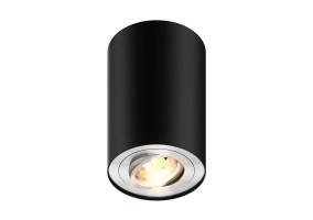 Akcentinis/lubinis šviestuvas RONDOO SL1 BLACK