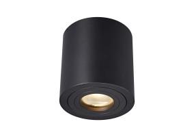 Akcentinis/lubinis  šviestuvas RONDIP SL BLACK