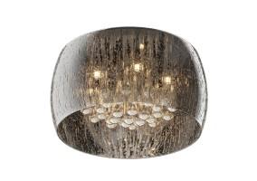 Lubinis šviestuvas RAIN SILVER 05L