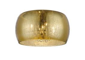 Lubinis šviestuvas RAIN GOLD
