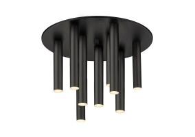 Lubinis šviestuvas LOYA 9  MATT BLACK