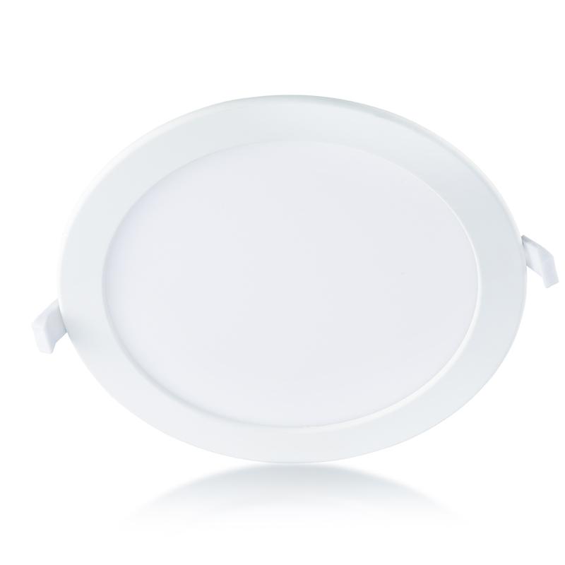 Įleidžiamas šviestuvas LED UFO O 18W 3000K