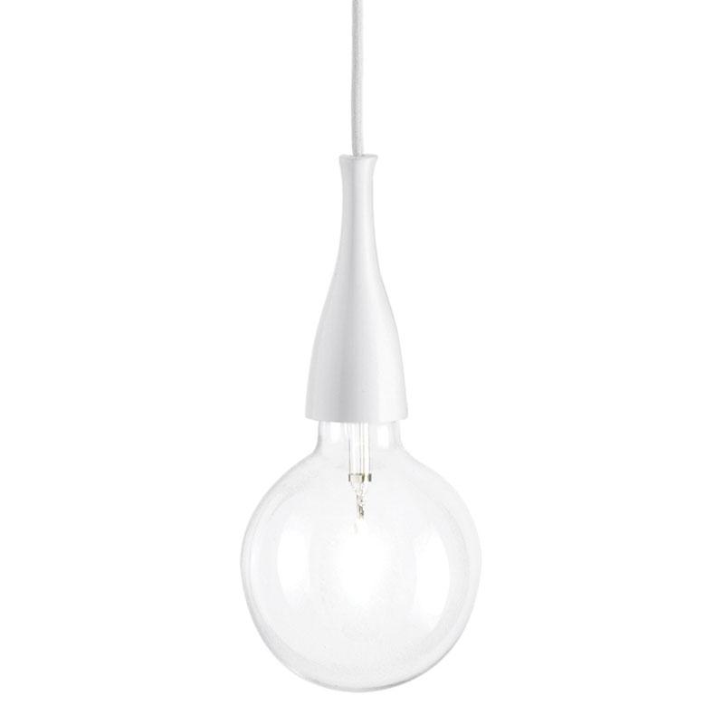 Pakabinamas šviestuvas MINIMAL Bianco