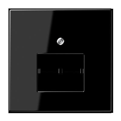 Kompiuterinis dangtelis be rėmelio LS969-2UASW juodas