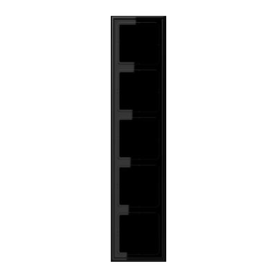 Rėmelis penkiavietis LS985SW juodas