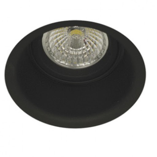 Įleidžiamas šviestuvas AMBIENCE 438 BLACK