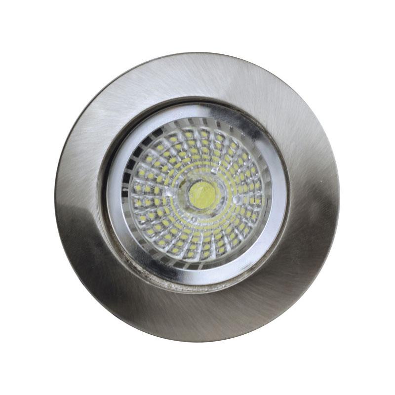 Įleidžiamas šviestuvas TECHNICAL 631 NICKEL