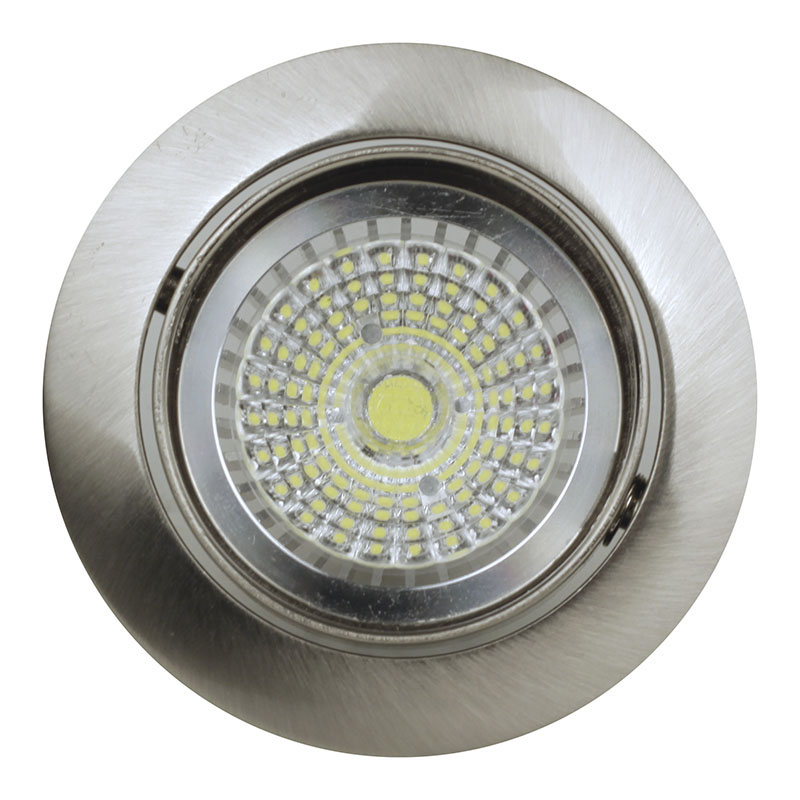 Įleidžiamas šviestuvas TECHNICAL 634 NICKEL