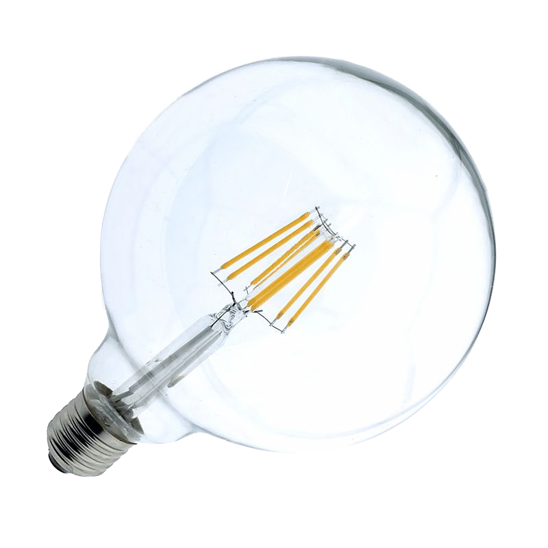 LED lemputė LEDURO 6.5W E27 2700K