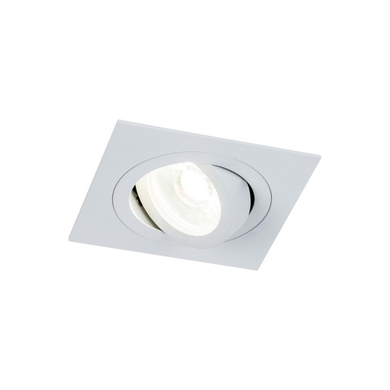Įleidžiamas šviestuvas ATOM 1 WHITE