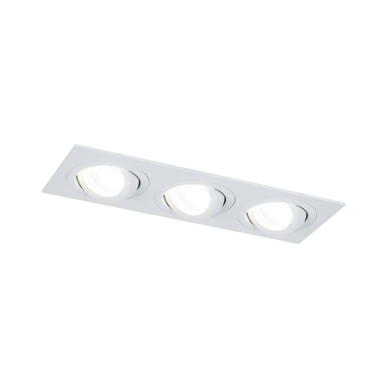 Įleidžiamas šviestuvas ATOM 4 WHITE
