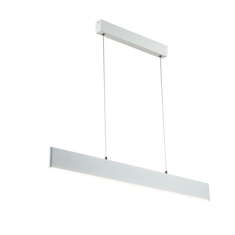 Pakabinamas šviestuvas STEP SMALL WHITE