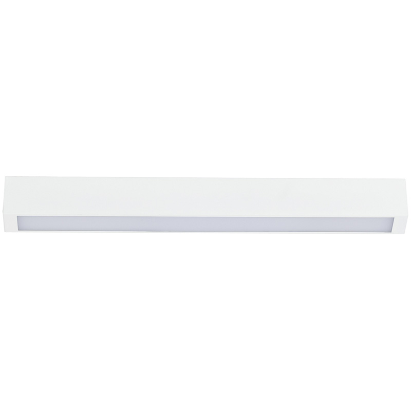 Lubinis šviestuvas STRAIGHT LED WHITE CEILING S