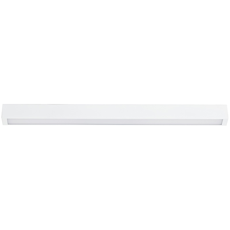 Lubinis šviestuvas STRAIGHT LED WHITE CEILING M
