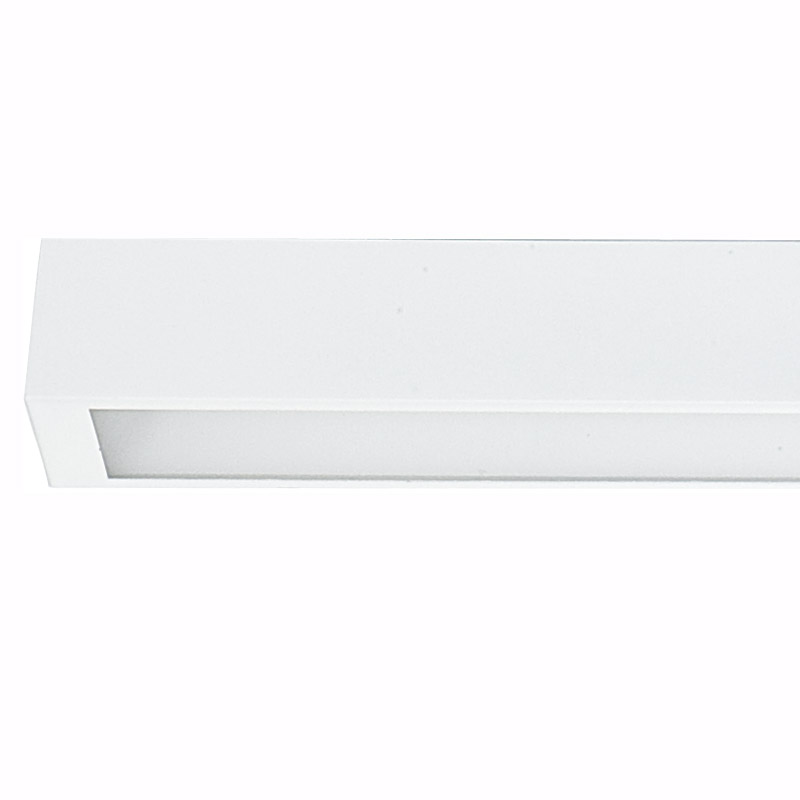 Lubinis šviestuvas STRAIGHT LED WHITE CEILING L