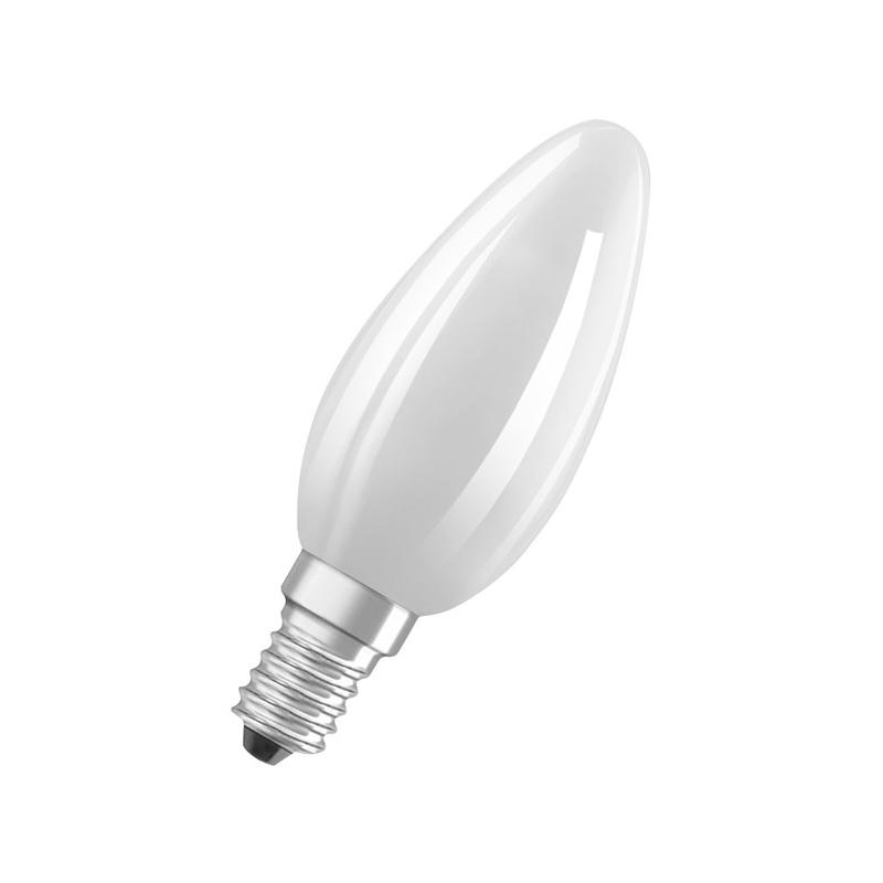 LED lemputė PARA LED CLB60 DIM 6.5W/827 230V GL FR E14