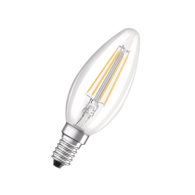 LED lemputė 4W/827 230V FIL E14 NEW