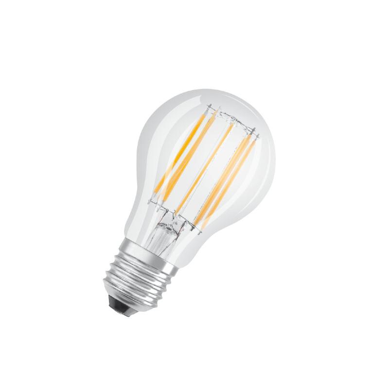 LED lemputė PARA LED CLA75 DIM 9W/827 230V FIL E27 NEW