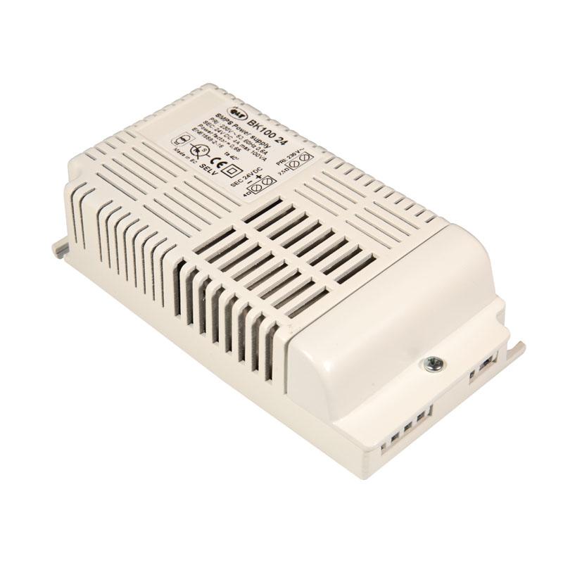LED maitinimo šaltinis 24V 100W PFC  IP20 BK10024