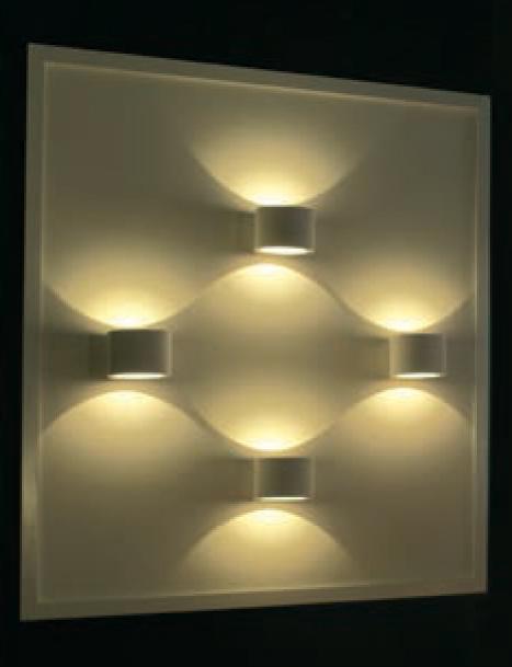 Sieninis šviestuvas BOB LED