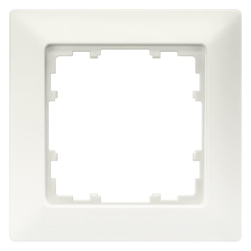 Rėmelis vienvietis 5TG2551-0 baltas