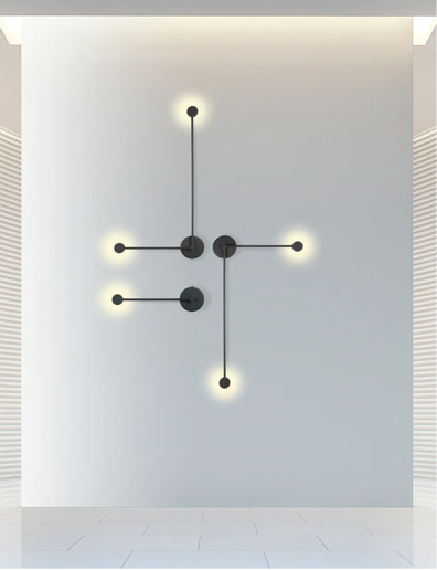 Sieninis šviestuvas 17022