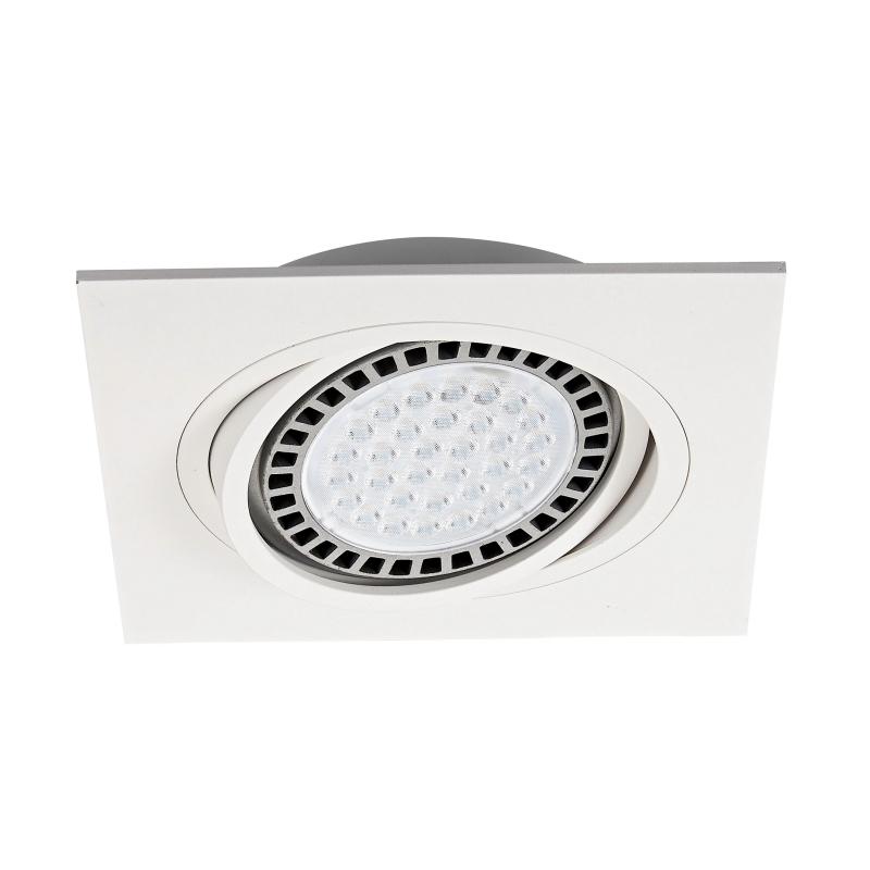 Įleidžiamas šviestuvas BOXY DL 1 WHITE