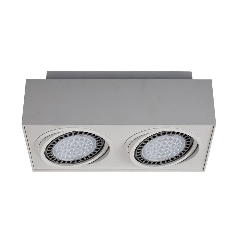 Įleidžiamas šviestuvas BOXY CL 2 WHITE