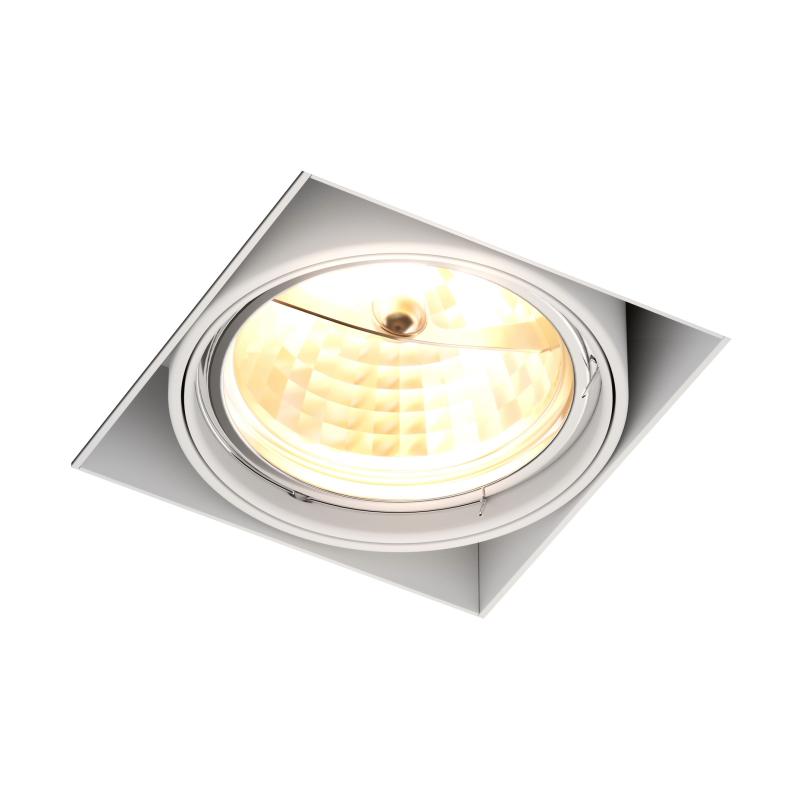 Įleidžiamas užglaistomas šviestuvas ONEON DL111-1 WHITE