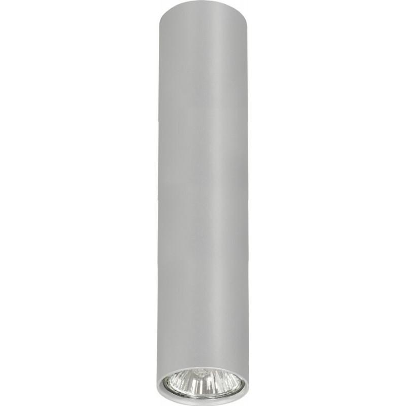 Lubinis šviestuvas EYE silver M